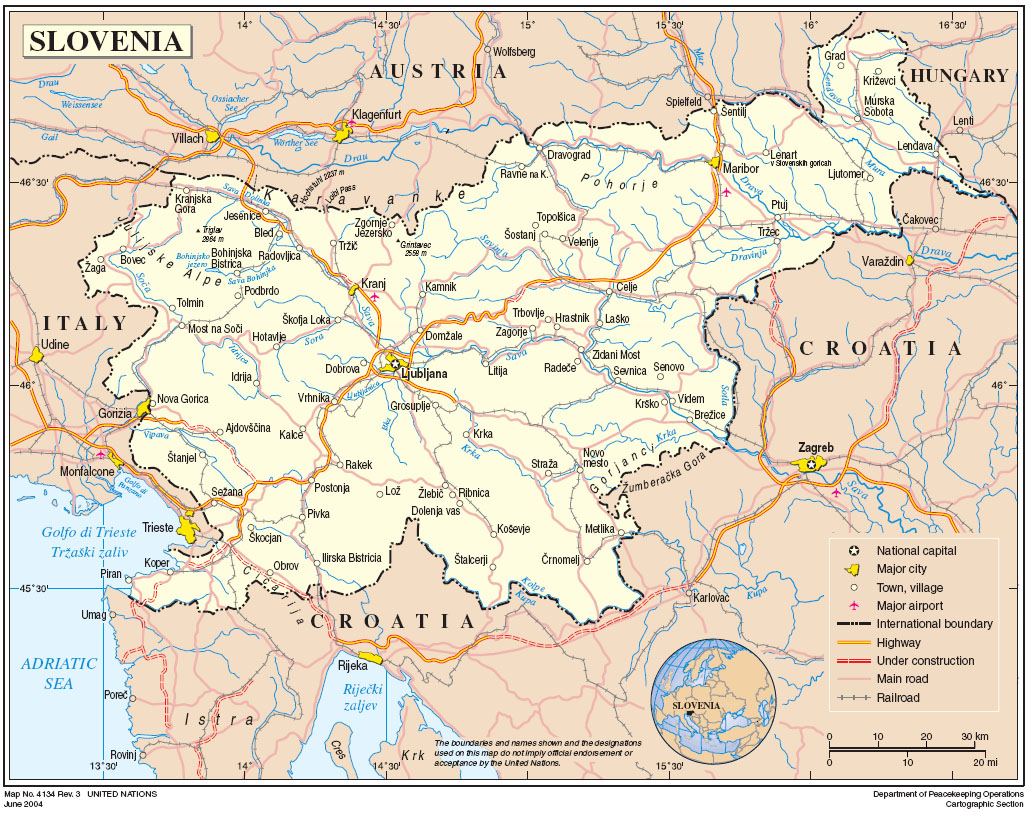 slovenija karta Index of /zemljevidi slovenija karta